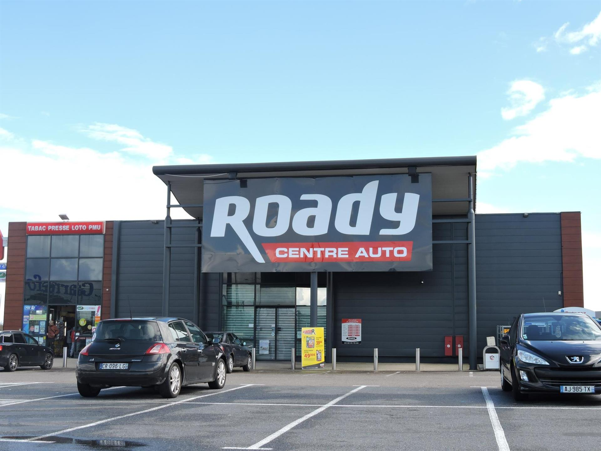 Photo Centre Auto Roady Carcassonne
